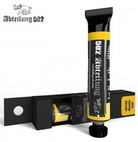 Abteilung Weathering Oil Paint Metallic Gold 20ml Tube