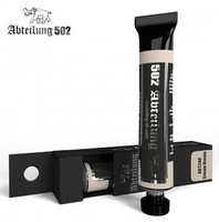 Abteilung Weathering Oil Paint Cream Brown 20ml Tube