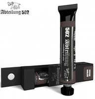 Abteilung Weathering Oil Paint Bitume 20ml Tube