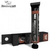 Abteilung Weathering Oil Paint Dark Rust 20ml Tube