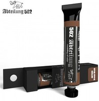Abteilung Weathering Oil Paint Brown Wash 20ml Tube