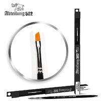 Abteilung Size 8 Synthetic Angular Brush