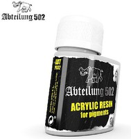 Abteilung Acrylic Resin for Pigments 75ml Bottle