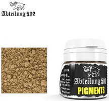 Abteilung Weathering Pigment Gulf War Sand 20ml Bottle