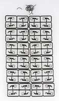 Accurail Accumate Coupler 12 Pairs HO Scale Model Train Parts #1012