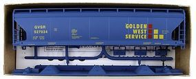 Accurail ACF 47 3 Bay Center Flow Hopper GVSR Kit HO Scale Model Train Freight Car #20322