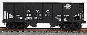Accurail USRA 55-Ton 2-Bay Coal Hopper Kit - New York Central HO Scale Model Train Freight Car #2409