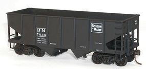 Accurail Boston & Maine USRA 55-Ton Hopper HO Scale Model Train Freight Car #2571