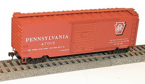 Accurail PS-1 Boxcar Pennsylvania RR Kit HO Scale Model Train Freight Car #34212