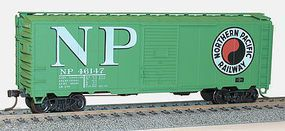 Accurail 40 AAR Steel Boxcar Northern Pacific HO Scale Model Train Freight Car #35029