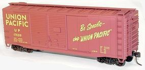 Accurail 40 Double Door Steel Boxcar Union Pacific HO Scale Model Train Freight Car #36051