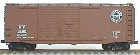 Accurail 40 AAR Double-Door Boxcar Kit Southern Pacific HO Scale Model Train Freight Car #3607