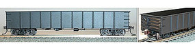 Accurail 41 Steel Gondola - Kit - Undecorated HO Scale Model Train Freight Car #3700