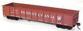 Accurail 41 Steel Gondola Kit (Plastic) Pennsylvania Railroad HO Scale Model Train Freight Car #3738