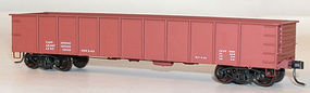 Accurail 41 Steel Gondola - Kit (Plastic) - Data Only HO Scale Model Train Freight Car #3799