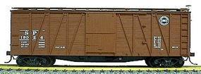 Accurail 40 Wood Outside-Braced Boxcar Southern Pacific HO Scale Model Train Freight Car #4301