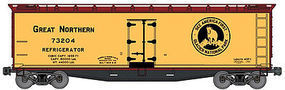 Accurail 40 Wood Reefer 3-Pack - Kit - Great Northern HO Scale Model Train Freight Car #48484