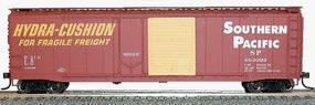 Accurail 50 AAR Combo Door Riveted Boxcar Kit Southern Pacific HO Scale Model Train Freight Car #5314