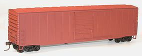 Accurail 50 Steel Boxcar Undecorated HO Scale Model Train Freight Car #5550