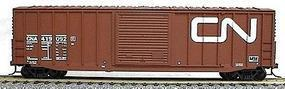Accurail 50 Exterior Post Boxcar - Kit Canadian National HO Scale Model Train Freight Car #5614
