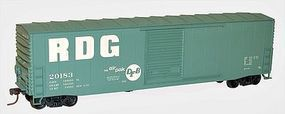 Accurail 50 AAR Welded Sliding Door Boxcar Kit Reading HO Scale Model Train Freight Car #5721