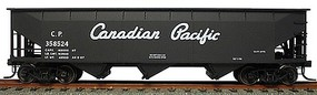 Accurail 3bay Hopper Kit Canadian Pacific HO Scale Model Train Freight Car #7516