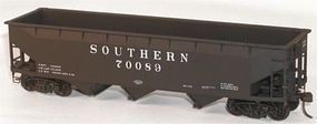 Accurail 70-Ton Offset-Side Triple Hopper Kit Southern HO Scale Model Train Freight Car #7541