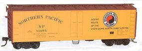 Accurail Steel Reefer Northern Pacific HO Scale Model Train Freight Car #83011