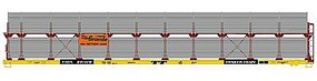 Accurail 89 Bi-Level Auto Rack DRGW HO Scale Model Train Freight Car #9415