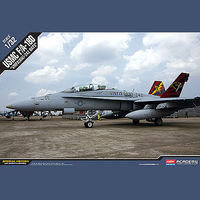 Academy F/A-18D VMFA-242 USMC Plastic Model Airplane Kit 1/32 Scale #12118