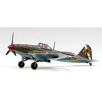 Academy IL2 Stormovik Fighter Plastic Model Airplane Kit 1/72 Scale #12417