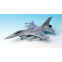 Academy KG16C Fighting Falcon RoKAF Fighter Plastic Model Airplane Kit 1/72 Scale #12418