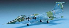 Academy German F104G Starfighter Aircraft Plastic Model Airplane Kit 1/72 Scale #12443
