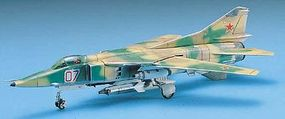 Academy MiG27 Flogger D Fighter Plastic Model Airplane Kit 1/72 Scale #12455