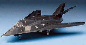 Academy F117A Stealth USAF Fighter Plastic Model Airplane Kit 1/72 Scale #12475