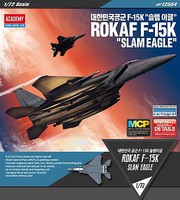Academy 1/72 F15K Slam Eagle ROKAF Fighter