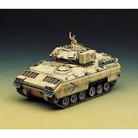Academy M2 Bradley IFV Tank Plastic Model Military Vehicle Kit 1/35 #13237