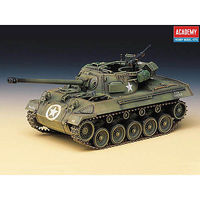 Academy M18 Hellcat US Army Tank Plastic Model Military Vehicle Kit 1/35 #13255
