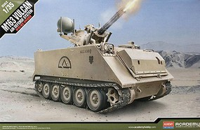 Academy 1/35 M163 Vulcan Air Defense System US Army Tank