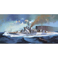 Academy Queen Elizabeth Class HMS Warspite Plastic Model Battleship Kit 1/350 Scale #14105