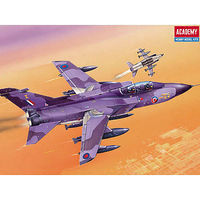 Academy Panavia 200 Tornado Fighter Plastic Model Airplane Kit 1/144 Scale #4431