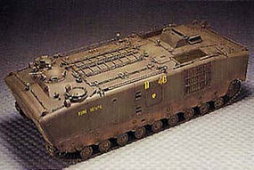 AFVClub US Marine LVTP5A1 Amphibious Transporter Plastic Model Amphibious Vehicle 1/35 Scale #35022