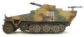 AFVClub SdKfz 251/21 Ausf D Halftrack Plastic Model Military Vehicle Kit 1/35 Scale #35082