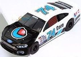 AFX Stocker Ford Fusion #74 HO Scale Slotcar Car #21024