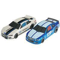 AFX Two Pack Stocker HO Scale Slotcar Car #21026