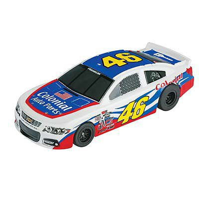 AFX Stocker #46 Chevy SS -- HO Scale Slotcar Car -- #21027
