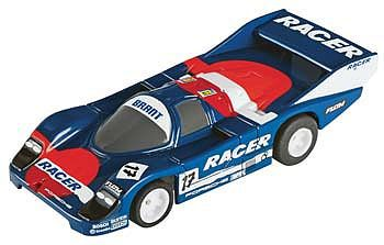 AFX Porsche 962 #17 -- HO Scale Slot Car -- #70300