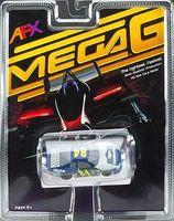 AFX Stocker #84 Mega-G HO Scale Slot Car #70305