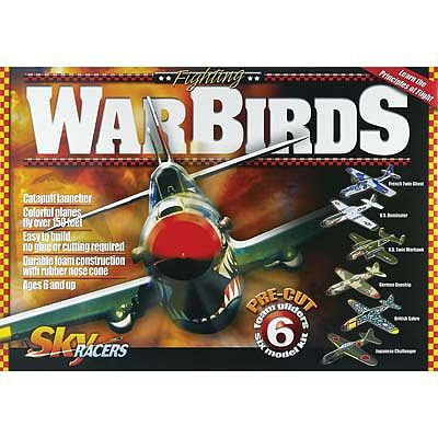 AG Industries Warbirds Model Kit (6 Planes)