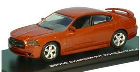American-Heritage 2012 Dodge Charger R/T (Copper) O Scale Model Railroad Vehicle #43750
